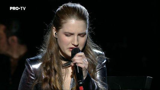 Vocea Romaniei - sezonul 7: Ana Munteanu - Of, Inimioara