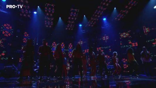 Vocea Romaniei - sezonul 7: Concurentii interpreteaza songul PRO TV - RomanEsti,     oriunde ai fi
