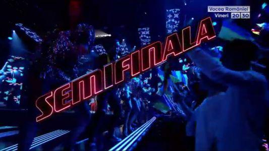 Vineri, de la 20:30, spectacolul vocilor continua, iar opt concurenti vor lupta pentru un loc in marea finala Vocea Romaniei