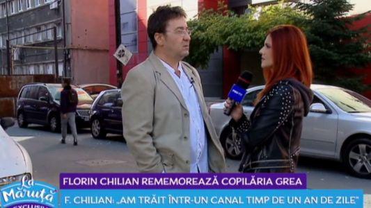 Florian Chilian rememoreaza copilaria grea