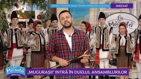 """""""Mugurusii"""" intra in duelul ansamblurilor"""