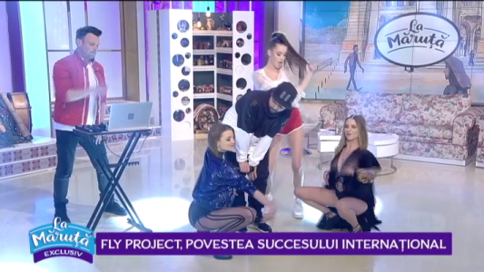 Fly Project, povestea succesului international