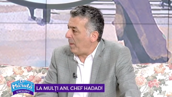 La multi ani, Chef Hadad!