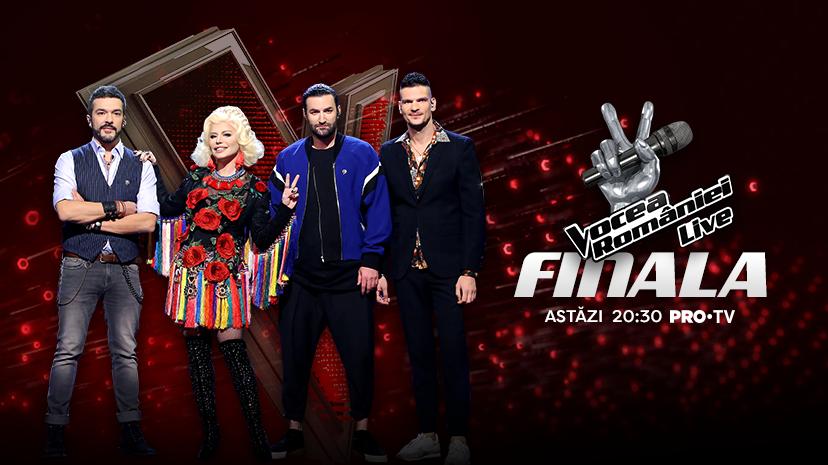 Afla aici cum iti poti sustine favoritele in FINALA Sezonului 7 Vocea Romaniei