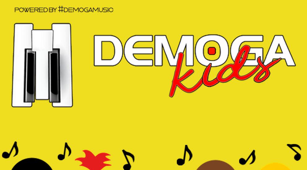 DeMoga Music lanseaza DeMoga Kids, platforma muzicala dedicata copiilor.