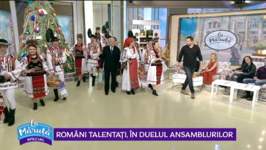 Romani talentati, in duelul ansamblurilor