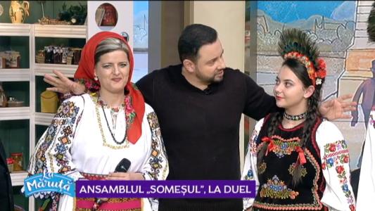 "Ansamblul ""Somesul"", la duel"
