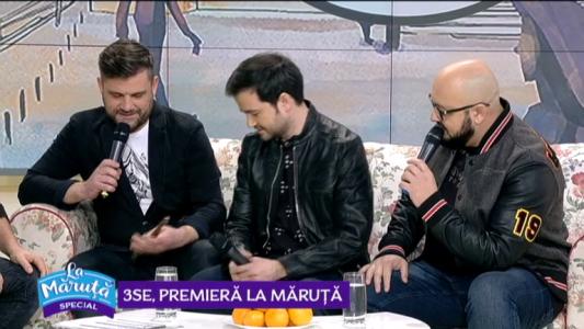 3SE, premiera La Maruta