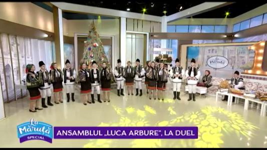 """Luca Arbure"", la duel"