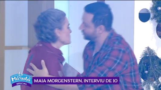 Maia Morgenstern, interviu de 10  Maia Morgenstern, interviu de 10  Maia Morgenstern, interviu de 10