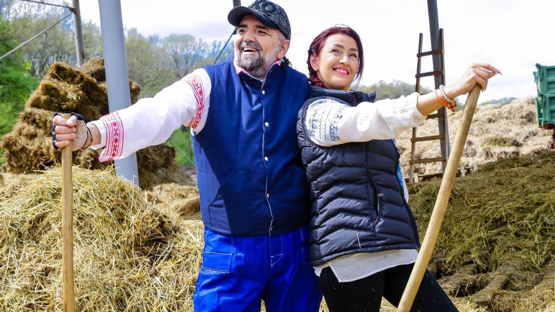 Rona Hartner si Daniel Iordachioaie isi vor testa limitele la Ferma vedetelor