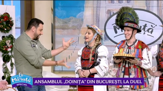 "Ansamblul ""Doinita"", la duel"