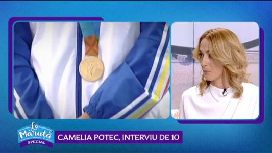 Camelia Potec, interviu de 10