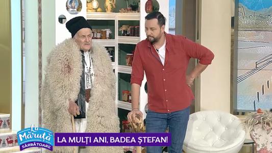 La multi ani, Badea Stefan!