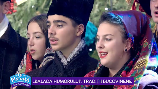 """Balada Humorului"", traditii bucovinene"