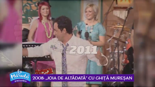 """2008:""""Joia de altadata"""" cu Ghita Muresan"""