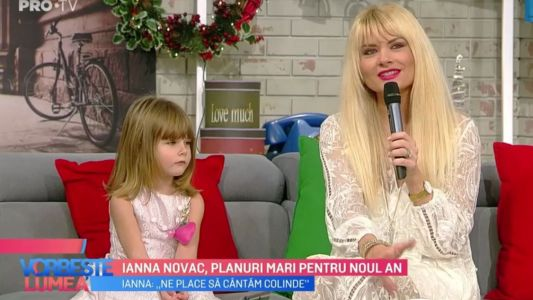 Ianna Novac, planuri mari pentru noul an