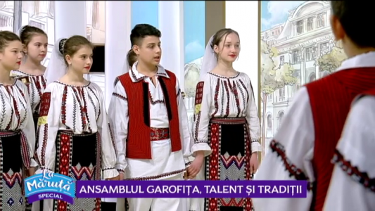 Ansamblul Garofita, talent si traditii