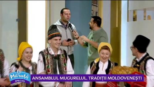 Ansamblul Mugurelul, traditii moldovenesti