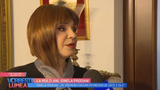 La multi ani, Ionela Prodan!