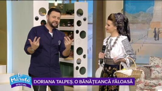 Doriana Talpes, o banateanca faloasa