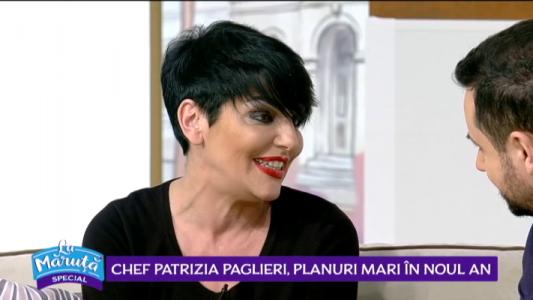 Patrizia Paglieri, cu fiul in Ferma Vedetelor
