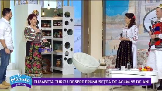Elisabeta Turcu, despre frumusetea de acum 45 de ani