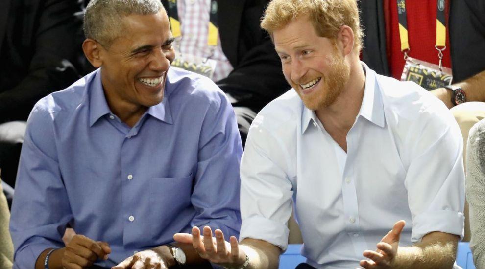 Motivul pentru care sotii Obama nu pot fi invitati la nunta Printului Harry
