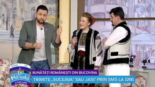 Bunatati romanesti din Bucovina