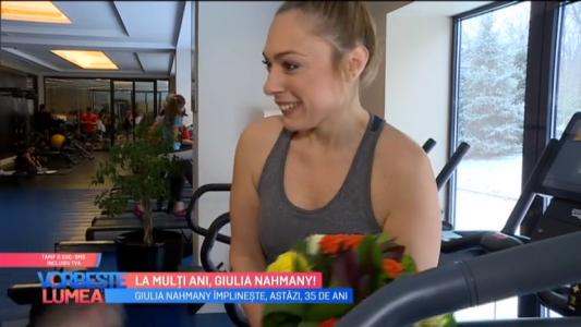 La multi ani, Giulia Nahmany