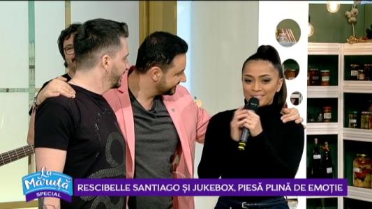 Rescibelle Santiago si Jukebox, piesa plina de emotie