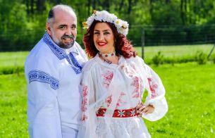 Daniel Iordachioaie si Rona Hartner