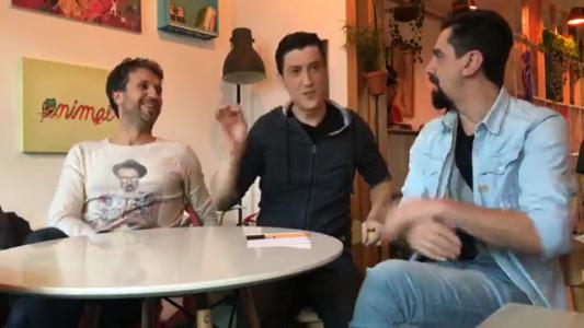 Andi Moisescu, Constantin Dita si Cosmin Natanticu, despre noul sezon Pe bune?!
