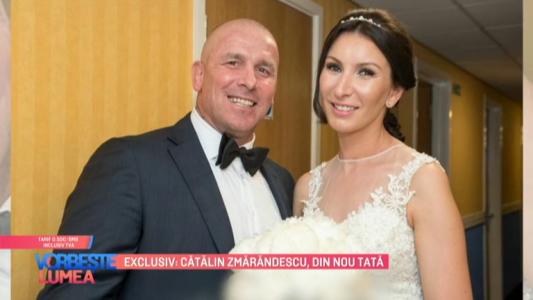 Exclusiv: Catalin Zmarandescu, din nou tata