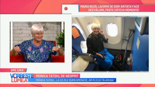 Monica Tatoiu, de neoprit