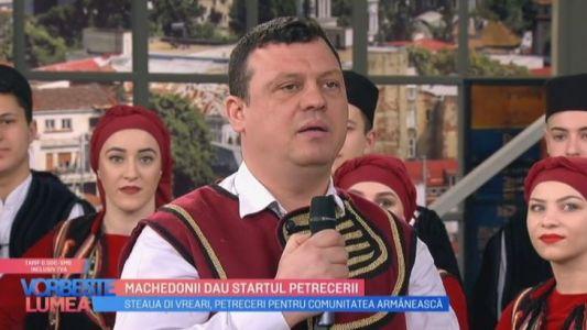 Machedonii dau startul petrecerii