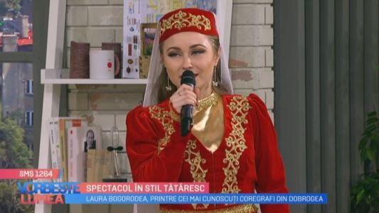 Spectacol in stil tataresc