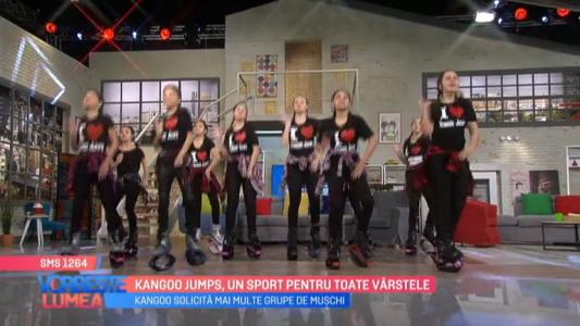 Kangoo Jumps, un sport pentru toate varstele