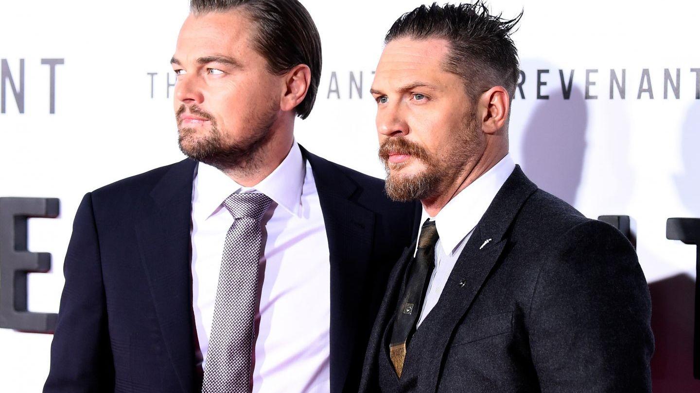 A pierdut un pariu cu Leonardo DiCaprio. Ce a fost obligat Tom Hardy sa isi scrie pe piele