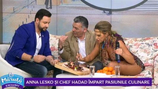Anna Lesko si Chef Hadad impart pasiunile culinare