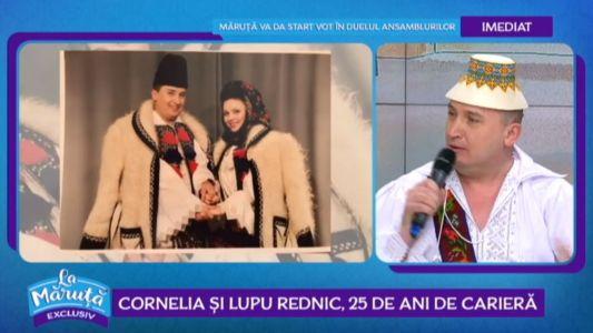 Cornelia si Lupu Rednic, 25 de ani de cariera
