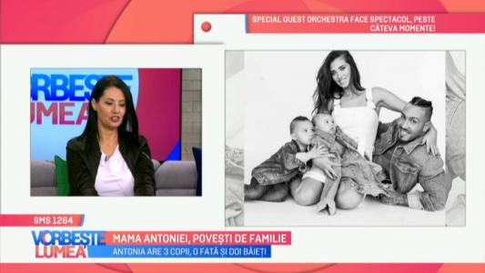 Mama Antoniei, povesti de familie