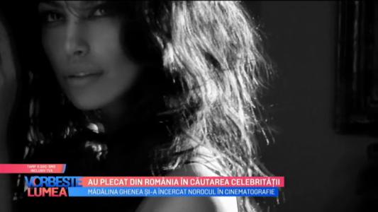 Au plecat din Romania in cautarea celebritatii