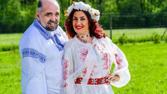"""Daniel si Rona fac echipa in Ferma Vedetelor: """"Nenea Rata era tot. Era un profet pentru noi"""""""