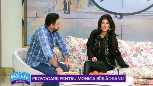 "Monica Birladeanu prezinta ""Ferma Vedetelor"""