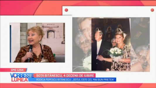 Sotii Bitanescu, 4 decenii de iubire