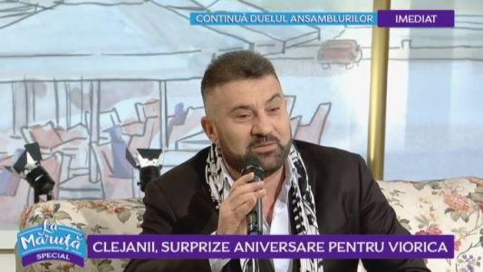 Clejanii, surprize aniversare pentru Viorica