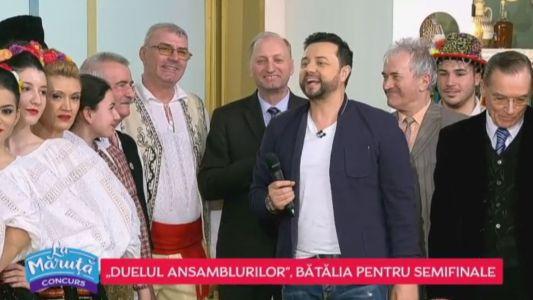 """""""Duelul Ansamblurilor"""", batalia pentru Semifinale"""