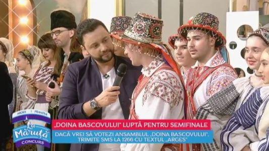 Ansamblul Doina Bascovului lupta pentru Semifinale