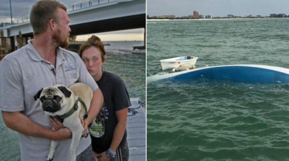 Cazul emotionant al unui cuplu care si-a vandut toate bunurile pentru a-si cumpara o barca cu care sa calatoreasca
